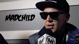 HHVtv - Madchild Interview at Alexander Gastown 2015