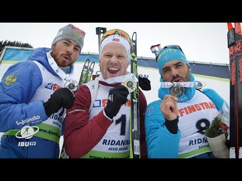 2018/19 IBU Cup 2 - Men Pursuit