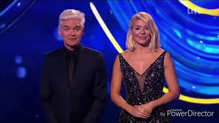 Nick Buckland and Penny Coomes skating in Dancing on Ice (10/2/19)