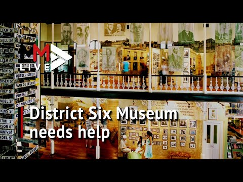 Struggling District Six Museum faces potential closure as Covid travel bans continue
