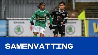 HIGHLIGHTS | FC Dordrecht - FC Den Bosch