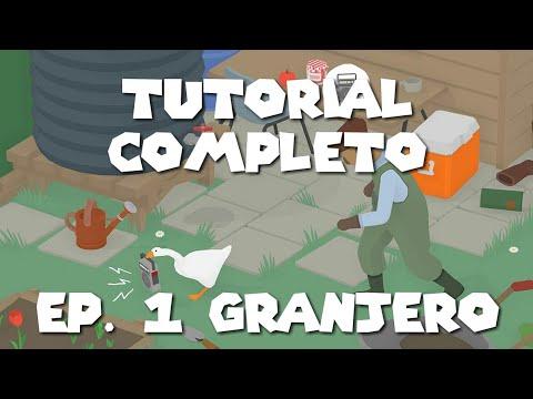Untitled Goose Game Tutorial El jardinero. El juego del Ganso. Full game thumbnail