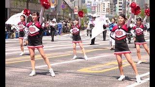 【武蔵野中学高等学校】マーチングバンド部/《銀座柳まつり》GINZA WILLOW FESTIVAL 2019