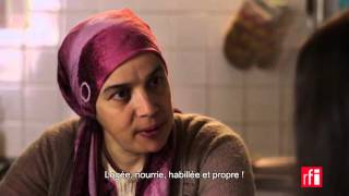 «Fatima», héroïne du quotidien - Philippe Faucon et Fatima Elayoubi dans TLCDM