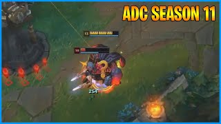 ADC Season 11...LoL Daily Moments Ep 1187