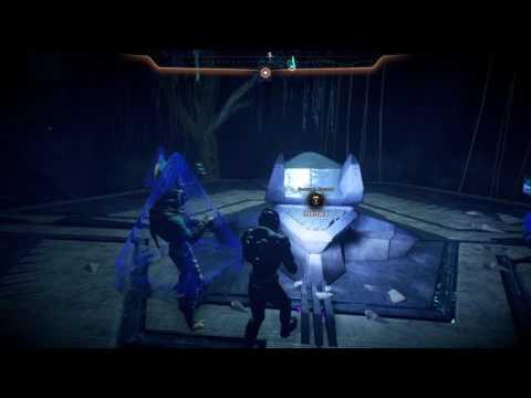 Andromeda Havarl Vault Locked Room