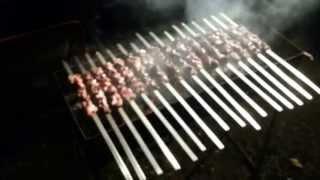 Настоящий узбекский шашлык в Нью-Йорке(, 2013-05-25T11:18:33.000Z)