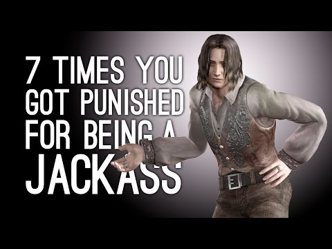 7 Times You Got Punished for Needlessly Being a Jackass