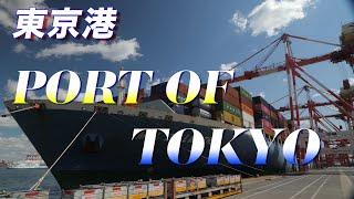 PORT OF TOKYO 東京港【東京動画スペシャル番組】