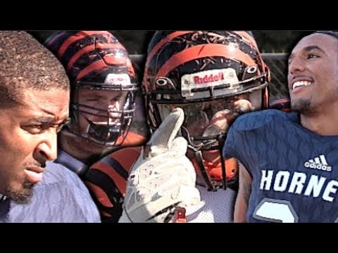 🔥 Fullerton  College v Riverside City College | SCFA Championship Game - JUCO Highlight Mix 2017
