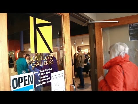 Kaddatz Galleries - visual arts showcase in Fergus Falls