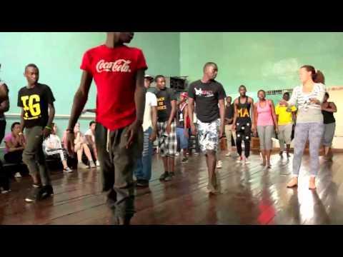 KENYA DANCE ACADEMY C0NTEMPORARY MODERN DANCE WORKSHOP