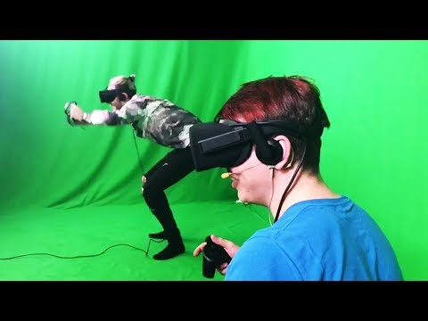 CORRUPTED & SEV VS. VIRTUAL REALITY (Oculus Rift)