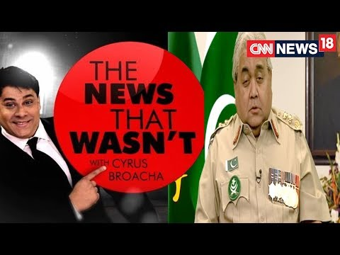 India Hits Pakistan, Pakistan Hits The Fan. Cyrus Investigates On The News That Wasn't