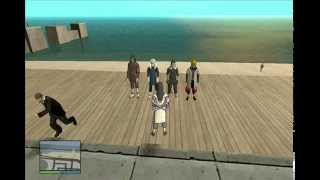 GTA SA : Reanimation Jutsu (Edo Tensei) Preview