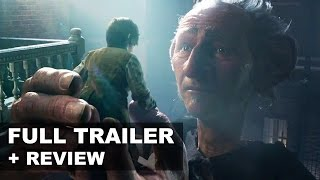The BFG Trailer 2016 + Trailer Review