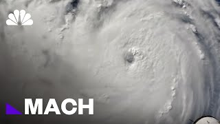 How Florence Became A Category 4 Storm | Mach | NBC News
