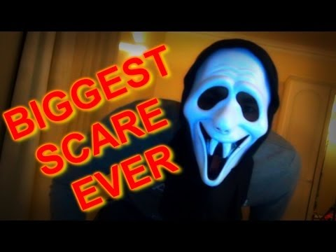 BIGGEST SCARE PRANK EVER!!