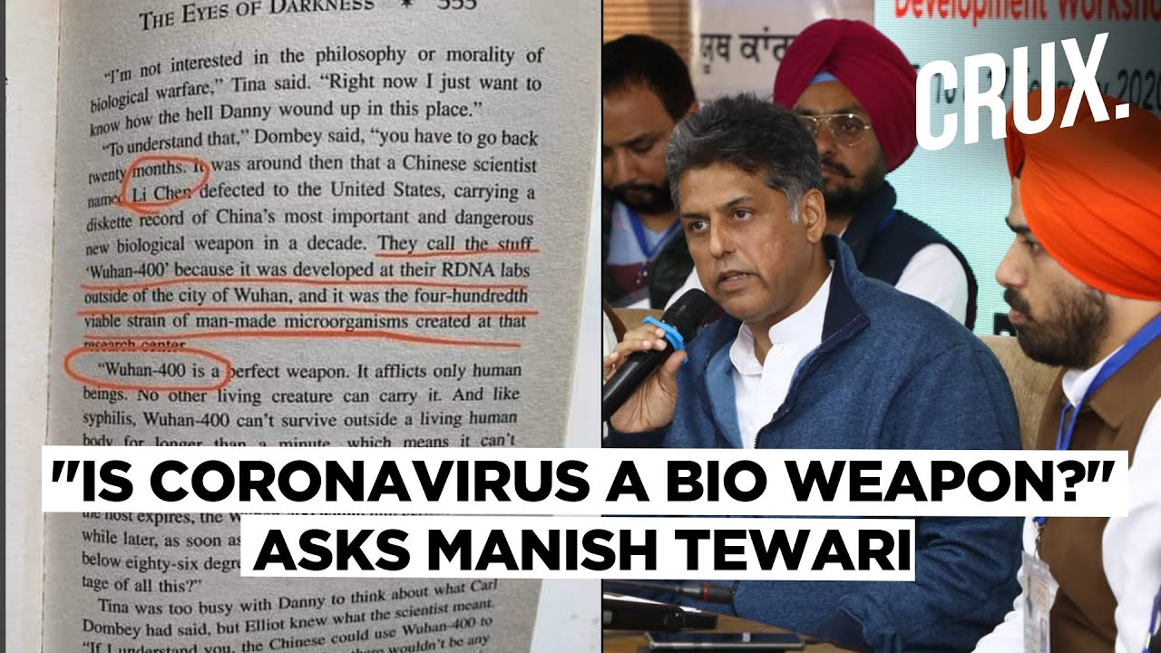 Congress leader questions whether Coronavirus is a
