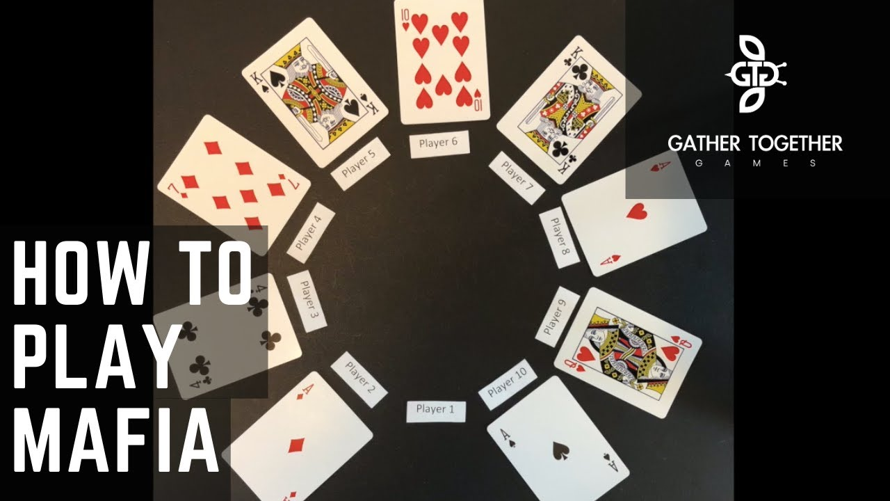 Download How To Play Mafia (Card Game)