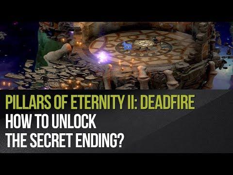 Pillars of Eternity II: Deadfire - How to unlock the Secret Ending? |