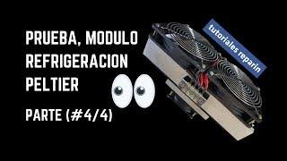 🔴 Refrigerador semiconductor peltier (#4/4) Kit enfriador, enfriamiento célula refrigeración