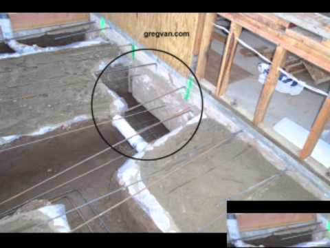 How To Undermine Existing Concrete Foundation Footings