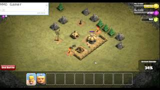 Clash of Clans Level 2 Goblin Forest profit: 375 elixir 500 gold