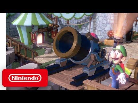 Luigi's Mansion 3 - ScreamPark Mode - Nintendo Switch