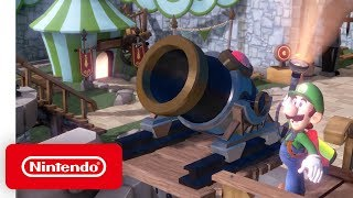 Download Luigi's Mansion 3 - ScreamPark Mode - Nintendo Switch Mp3 and Videos
