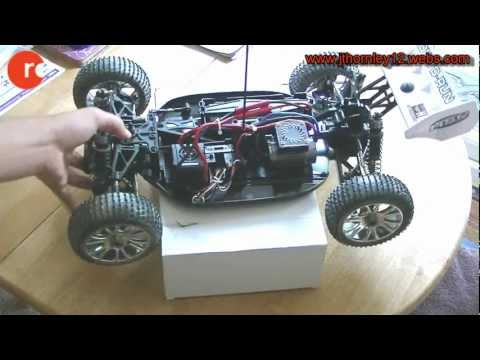 Setting up your HSP Brushless Vehicle -- Beginners Series