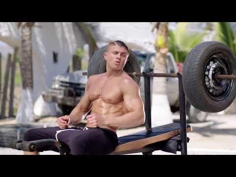 """""""Jag tränar cirka 13 pass i veckan"""" - Genri Teivald (28) från Lysekil"""