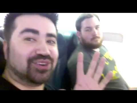 AngryJoe Reviews Allegiant Airlines!