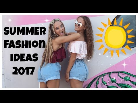 Zaful Summer Fashion Try On Haul & Review | The Rybka Twins