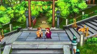 熱血高校オンライン山田の復讐 (Kunio Online) Fight video 3