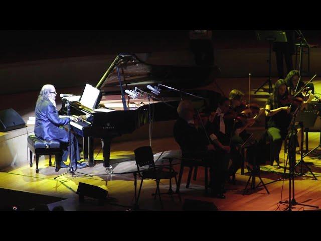 Solo se trata de vivir - Litto Nebbia & KASHMIR Orquesta - Presentación del CD