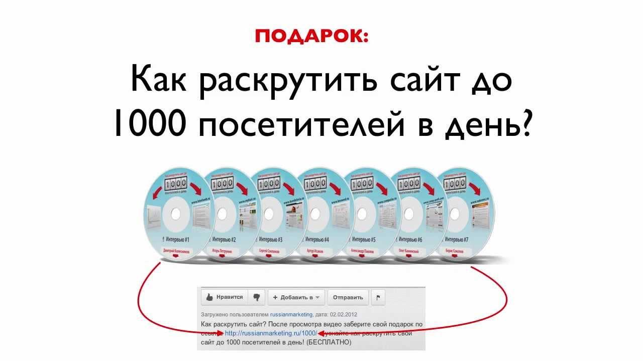 Раскрутка сайтов - пошаговая инструкция продвижение сайтов в москве по низким ценам