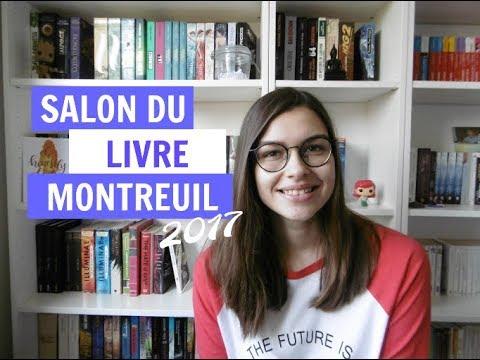 Salon du livre de montreuil 2017 mon programme youtube for Salon du livre montreuil 2017