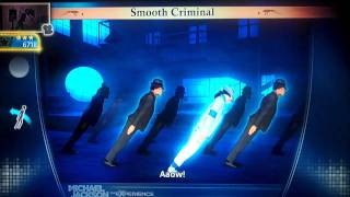 Michael Jackson: The Experience; Smooth Criminal