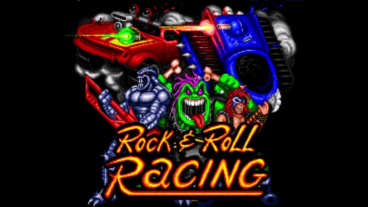 Rock N' Roll Racing Soundtrack - Born to Be Wild