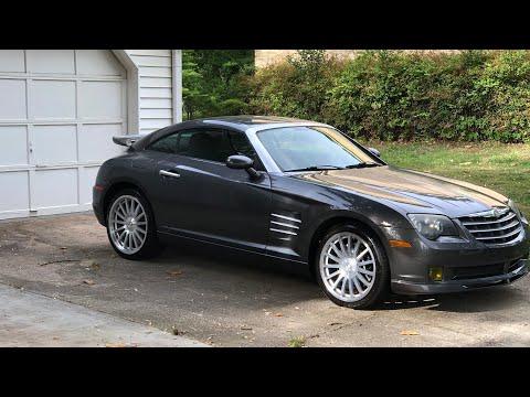 Motorweek 2005 Chrysler Crossfire SRT-6 Review