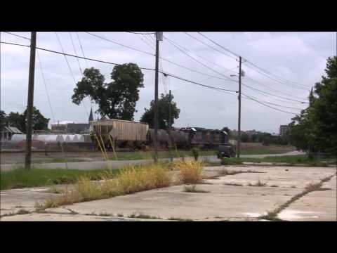 Norfolk Southern G-68 and CSXT A783-03