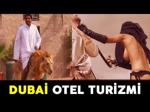 Yanınızda Kimse Yokken İzleyin - Dubai Otel Turizminin İnanılmaz Gerçekleri
