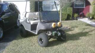 Golf Cart Build.wmv