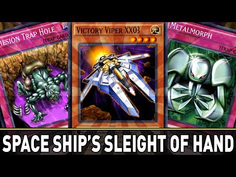 Space Fighters Sleight Deck Check | YuGiOh Duel Links Mobile w/ ShadyPenguinn