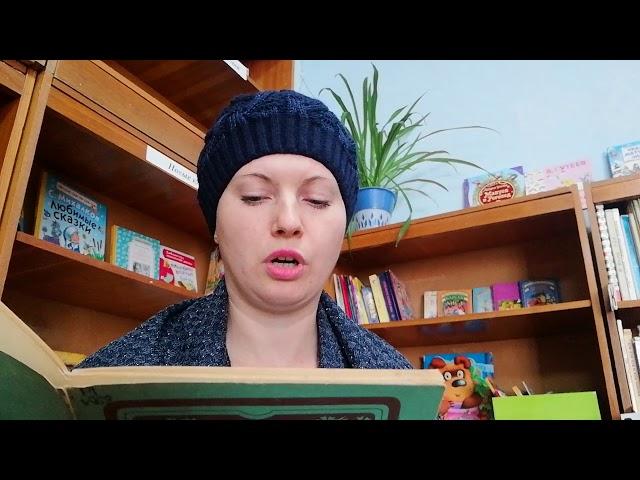 Изображение предпросмотра прочтения – СветланаФиряго читает произведение «Дети подземелья» В.Г.Короленко