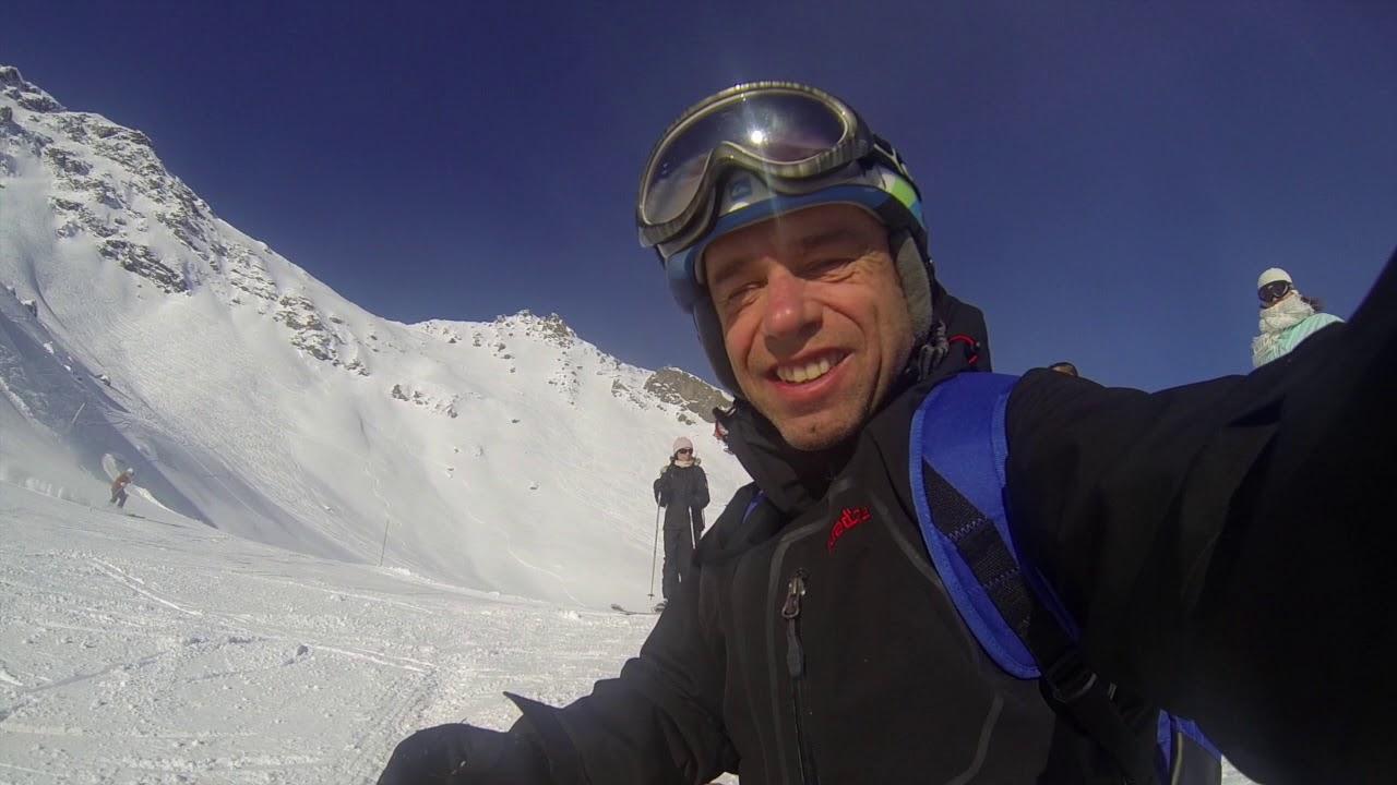 Session ski au Val Thorens #Omnilog