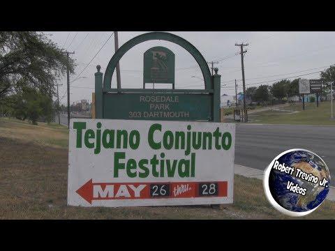 Tejano Conjunto Festival Preview 2017 of 24 Bands is San Antonio TX.
