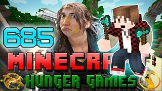 Minecraft: Hunger Games w/Bajan Canadian! Game 685 - SOLO HUNGER GAMES!