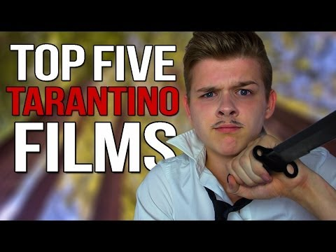 Top 5 TARANTINO Films